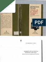 MARDONES Filosolfia de Las Ciencias Humanas y Sociales