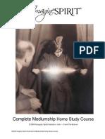 Mediumship home study course