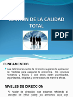 Gestion de La Calidad - Paul James