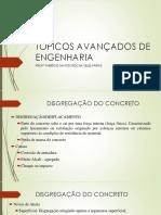 05 - DISGREGAÇÃO