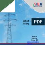 IEX - ESCert Trading