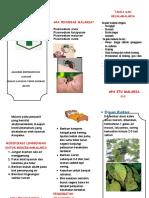 Leaflet Malaria_Novianti Lubis