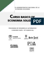 Cartilla Curso Basico Economía Solidaria-&