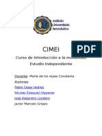 Cimei-Ao1 - Grupo 2