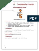 0.) Taller Diagnóstico y Refuerzo