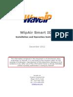 WipAir S-IDU Manual