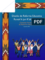 Diseño de La Reforma Educativa Web[1]