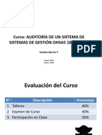 0. Curso Auditorias OHSAS 2013