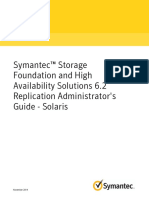 Sfhas Replication Admin 62 Sol