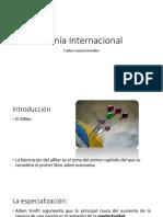 1.- Economía Internacional