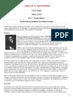 06 - Teorias de La Personalidad - Otto Rank