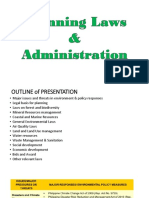 Planning Laws & Admin_CBSEP