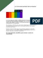 5 Mitos Sobre La Homosexualidad Derrumbados Por La Ciencia