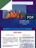 EXPOSICION  - Regimen Laboral.pptx
