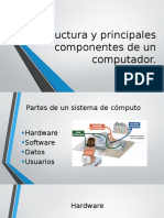 Arquitectura de Computadoras y Dispositivos (Hardware y Software)