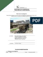 Proyecto metodología
