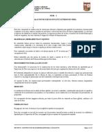 ESPECIFICACIONES TECNICAS GUARDERIA