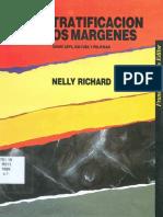 La estratificación de los márgenes. Nelly Richard.pdf