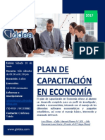 Pirámide de Economía - Información General