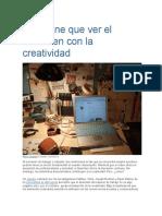 Qué Tiene Que Ver El Desorden Con La Creatividad