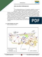 Redes de APOYO TopoII Hidráulica Vaca2014 Hasta Polig Abierta
