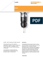 Installation and Users Guide - MP10 Probe System