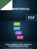 Competencia jurisdiccion colombiana