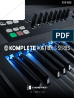 Komplete Kontrol Setup Guide English