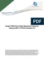 Simple_PWM_Using_Odyssey_MAX_10_FPGA_Evaluation_Kit.pdf