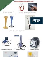 Instrumente Pentru Examinari Si Tratamente Curente