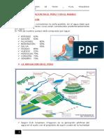Irrigaciones en El Peru y en El Mundo