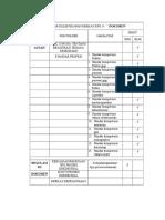 Daftar Kelengkapan Berkas Kps 15