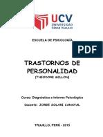 Texto Tr Personalidad Dx Ucv 2015-II