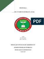 Proposal Klinik Tumbang