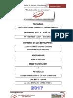 Fases de La Elaboracion de Un Plan Estrategico - Edgard Lazaro