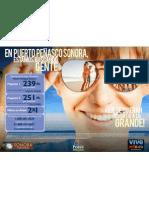 Vuela a Puerto Peñasco