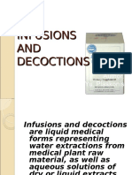 07. Infusions and Decoctions