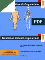 Enfermedades musculoesqueleticas