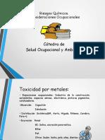 Riesgos Químicos - SOA