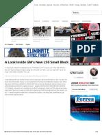 A Look Inside GM's New LS9 Small Block - LSX Magazine