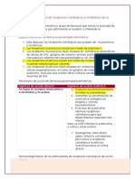 Resumen capitulo 7 , Farmacologia Katzung