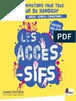 Les Accessifs, Poitiers, mai juin 2017