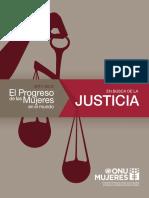 Informe ONU Mujeres 2010 11