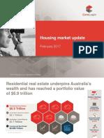 Housing Market Update Feb 2017 - MFAA Melbourne
