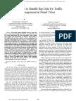 Strategies to Handle Big Data for Traffic.pdf
