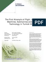 Rocket Technology in Turkish History1