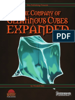 Rite - In the Company of Gelatinous Cubes Expanded