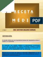 Farmacologia Examen2. La Receta