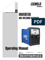 200AC-DC Inverter Arc Welding Machine Operating Manual