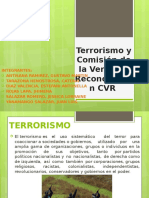 CVR Comisión de La Verdad y Reconciliación